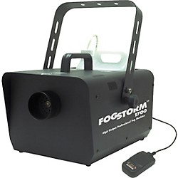 American DJ Fog Storm 1700HD Fog Machine with Remote (FOG STORM 1700HD)