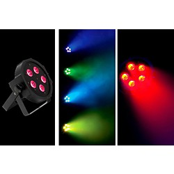 American DJ Mega TRI PAR Profile Compact LED Light (Mega Tri Par Profile)