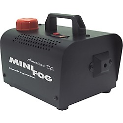 American DJ Mini-Fog Fog Machine (MINI FOG)