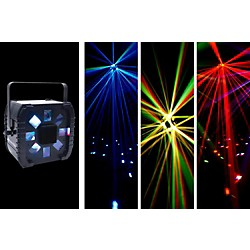 American DJ Quad Phase Large Coverage LED Lighting Effect (QUAD PHASE)