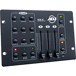American DJ RGB 3C DMX LED Lighting Controller (RGB3C)