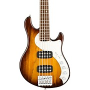 Fender American Elite Dimension Bass V HH, Rosewood, Electric Bass Guitar