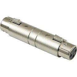 American Recorder Technologies XLR Female to XLR Female Adapter (MPA-633)