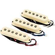 Fender American Select Solderless Stratocaster Guitar Pickup Set