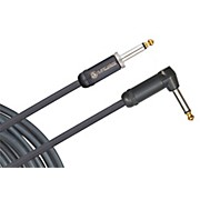 D'Addario Planet Waves American Stage Series Instrument Cable - Right Angle to Straight
