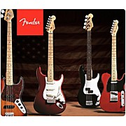 Fender American Standard Mouse Pad