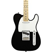 Fender American Standard Telecaster Electric Guitar with Maple Fingerboard