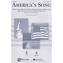 Cherry Lane America's Song SAB by David Foster Arranged by Mac Huff