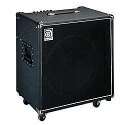 "Ampeg BA115HP 220 Watt 1x15"" Bass Series Combo Amp (BA115HP-B)"