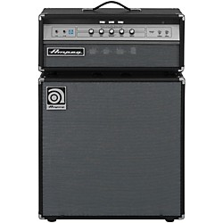 Ampeg V-4B 100W All-Tube Head and SVT-212AV 2x12 Bass Stack (V-4B-SVT-212AV)