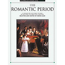 Music Sales An Anthology of Piano Music Volume 3: The Romantic Period Yorktown Series Softcover