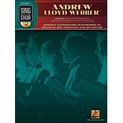 Hal Leonard Andrew Lloyd Webber - Sing with The Choir Series Vol. 1 Book/CD