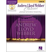 Hal Leonard Andrew Lloyd Webber Classics for Oboe Book/CD