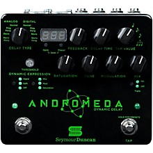 Seymour Duncan Andromeda Dynamic Delay Pedal