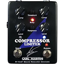 Carl Martin Andy Timmons Signature Compressor/Limiter Guitar Pedal