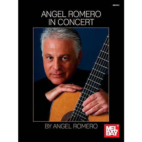 Mel Bay Angel Romero: In Concert-thumbnail