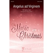 De Haske Music Angelus ad Virginem SSA arranged by Philip Lawson