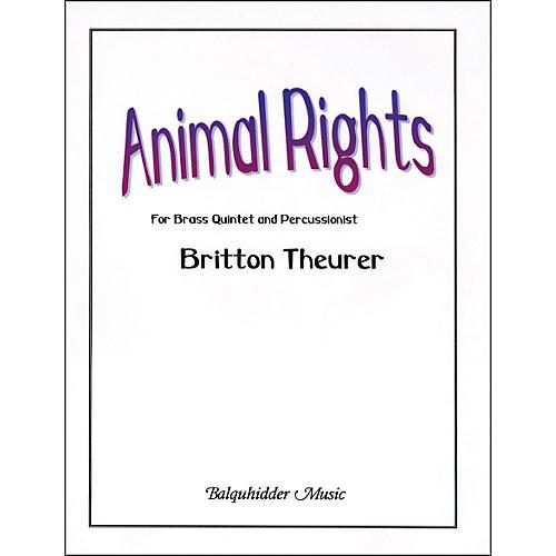 Carl Fischer Animal Rights Book