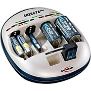 Fischer Amps Ansmann Energy 8 Plus Charger