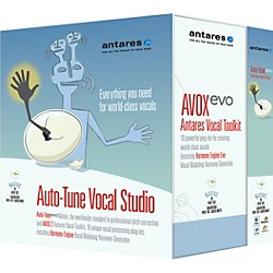 Antares Auto-Tune 7 Vocal Studio TDM Software Plug-Ins (37004)