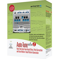 Antares Auto Tune EFX2 Vocal Processing Software (21002)