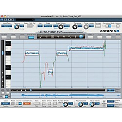 Antares Auto Tune Vocal Studio TDM (1015-24)