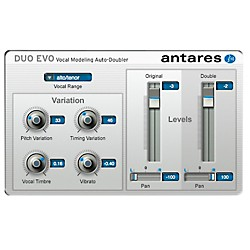 Antares DUO Evo (VST/ AU/ RTAS) Software (1015-7)