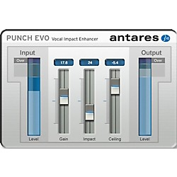Antares Punch EVO (VST/ AU/ RTAS) Software Download (1015-9)