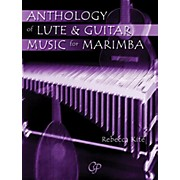 Alfred Anthology of Lute & Guitar Music for Marimba Book