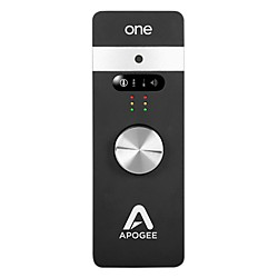 Apogee ONE for iPad & Mac Audio Interface (ONE-IOS-MAC)
