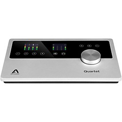 Apogee Quartet for iPad & Mac Audio Interface (QUARTET-IOS-MAC)