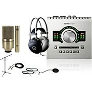 Universal Audio Apollo Twin DUO 990/991 Recording Bundle