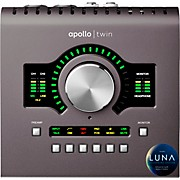 Universal Audio Apollo Twin MKII QUAD Thunderbolt Audio Interface