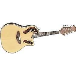 Applause MAE148 Roundback Acoustic/Electric Mandolin (MAE148-4)