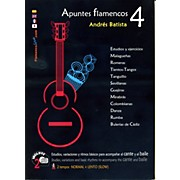 Mel Bay Apuntes Flamencos Vol. 4 Book/2-CD Set
