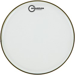 Aquarian Hi-Frequency Drumhead Black (HF16)