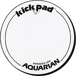 Aquarian KP1 Kick Drum Pad Single (KP1)