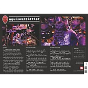 Mel Bay Aquiles Priester Wall Chart