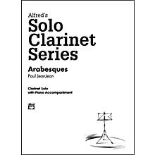 Alfred Arabesques Book