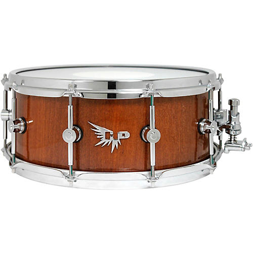 Hendrix Drums Archetype Series African Sapele Stave Snare Drum-thumbnail