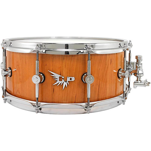 Hendrix Drums Archetype Series American Black Cherry Stave Snare Drum-thumbnail