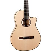 Seagull Arena Flame Maple CW Crescent II Acoustic-Electric Guitar