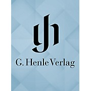 G. Henle Verlag Arias and Scenes with Orchestra, 1. Series Henle Edition Series Hardcover