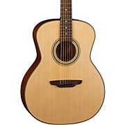 Luna Guitars Art Recorder Acoustic Guitar