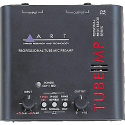 Art Tube MP Professional Mic Preamp/Processor (TUBEMP)