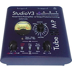 Art Tube MP Studio V3 Mic Preamp (TUBEMPSTV3)