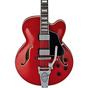 Ibanez Artcore AFS75 Hollowbody with Bigsby Style Tremolo Electric Guitar