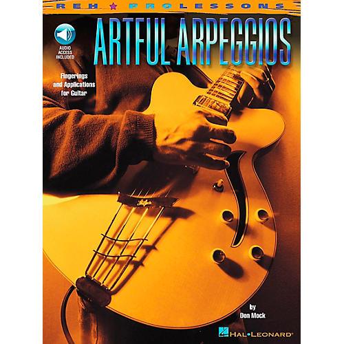 REH Artful Arpeggios (Book/CD)-thumbnail
