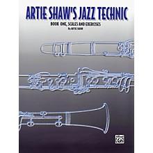 Alfred Artie Shaw's Jazz Technic Clarinet, Book 1