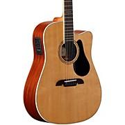 Alvarez Artist Series AD60CE Dreadnought Acoustic-Electric Guitar